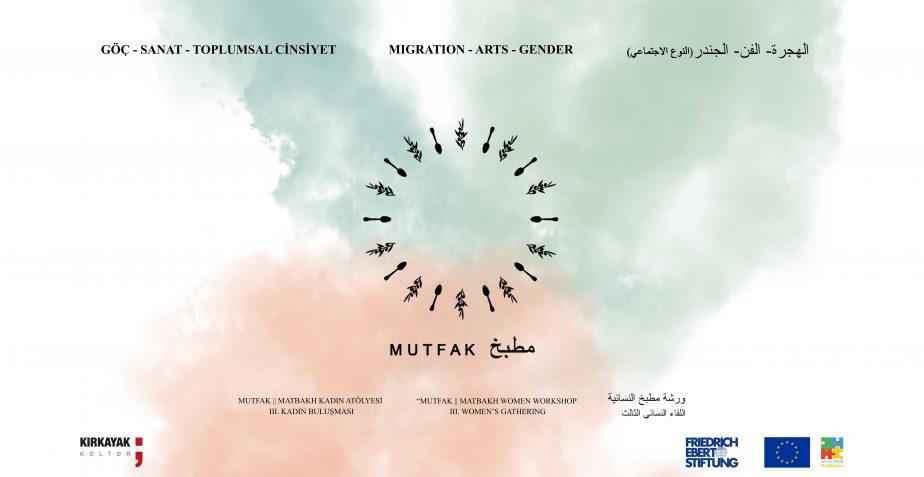 Göç, Sanat, Toplumsal Cinsiyet Çalıştayı    Migration, Art, Gender Workshop