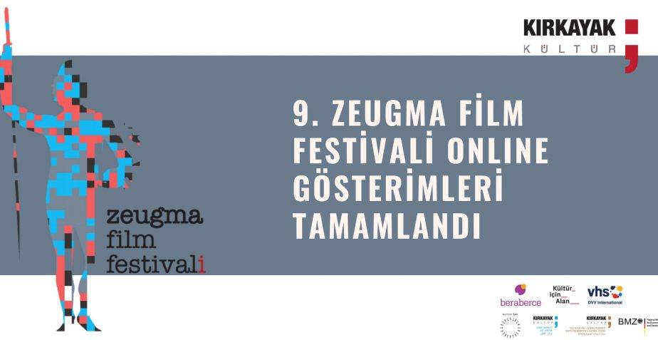 9. Zeugma Film Festivali Online Gösterimleri Tamamlandı